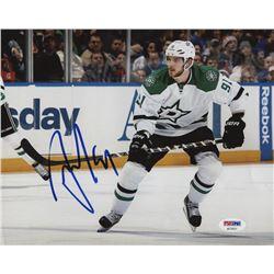 Tyler Seguin Signed Dallas Stars 8x10 Photo (PSA Hologram)