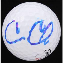 Cameron Champ Signed Golf Ball (PSA Hologram)