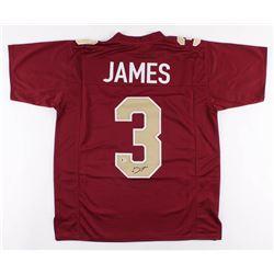 Derwin James Signed Jersey (Beckett COA)