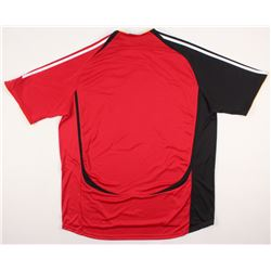 Michael Ballack Signed Team Germany Jersey (Beckett COA)