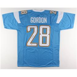 Melvin Gordon Signed Jersey (Beckett COA)
