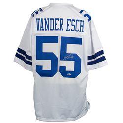 Leighton Vander Esch Signed Jersey (Beckett COA)