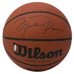 Michael Jordan Signed Basketball (PSA LOA  UDA Hologram)