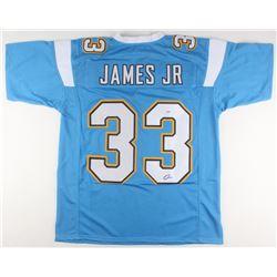 Derwin James Signed Jersey (PSA COA)