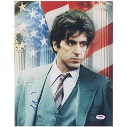 """Al Pacino Signed """"...And Justice for All"""" 11x14 Photo (PSA COA)"""