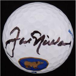 Jack Nicklaus Signed Golden Bear Golf Ball (JSA ALOA)