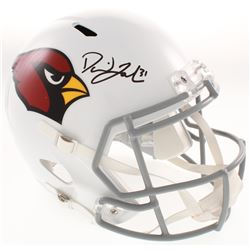 David Johnson Signed Arizona Cardinals Full-Size Speed Helmet (Radtke COA)