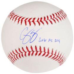 "Corey Seager Signed Baseball Inscribed ""2016 NL ROY"" (Fanatics Hologram  MLB Hologram)"