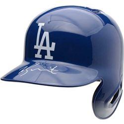 Will Smith Signed Los Angeles Dodgers Full-Size Batting Helmet (Fanatics Hologram)