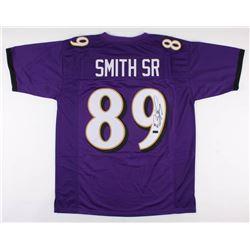 Steve Smith Sr. Signed Jersey (Radtke COA)
