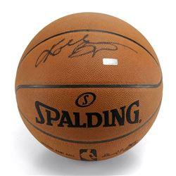 Kobe Bryant Signed Official NBA Game Ball Basketball (Panini COA)