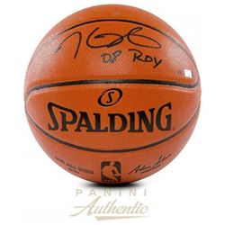 """Kevin Durant Signed LE Official NBA Game Ball Basketball Inscribed """"08 ROY"""" (Panini COA)"""