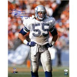 Brian Bosworth Signed Seattle Seahawks 16x20 Photo (Beckett COA)