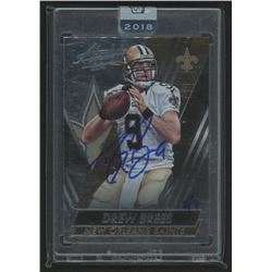2018 Panini Honors Recollection Collection #390 Drew Brees / 2014 Absolute Base #51
