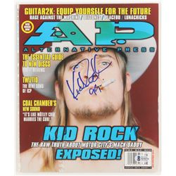 "Kid Rock Signed 1999 ""Alternative Press"" Magazine Inscribed ""99"" (Beckett Hologram)"