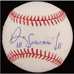 "Bill Lee Signed OML Baseball Inscribed ""Spaceman"" (Your Sports Memorabilia Store Hologram)"