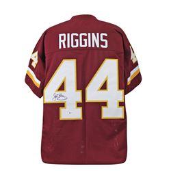 John Riggins Signed Jersey (Beckett COA)