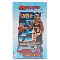 1994-95 Topps Finest Series 2 Basketball Unopened Hobby Box with (24) Packs
