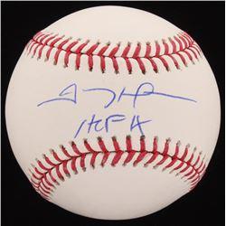 "Trevor Hoffman Signed OML Baseball Inscribed ""HOF 18"" (JSA COA)"