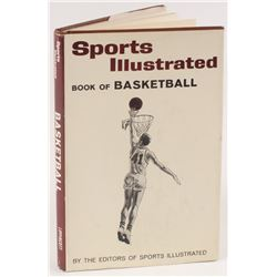 """Wilt Chamberlain Signed """"Sports Illustrated: Book of Basketball"""" Hardcover Book Inscribed """"Best Wish"""