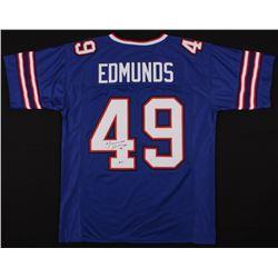 Tremaine Edmunds Signed Jersey (Beckett COA)