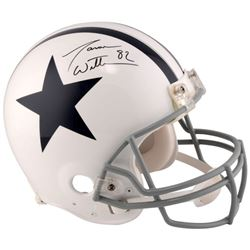 Jason Witten Signed Dallas Cowboys Throwback Full-Size Authentic On-Field Helmet (Fanatics Hologram)