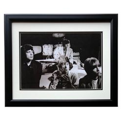 The Rolling Stones 17x21 Custom Framed Photo Display
