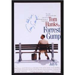 "Gary Sinise Signed ""Forrest Gump"" 12x18 Photo Inscribed ""Take Care""  (JSA COA)"