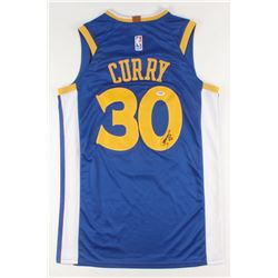 Stephen Curry Signed Jersey (PSA COA)