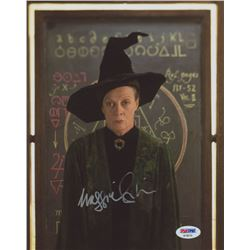 "Maggie Smith Signed ""Harry Potter  the Sorcerer's Stone"" 8x10 Photo (PSA COA)"