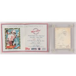 1997 Highland Mint Mint-Cards Topps #29 Jerry Rice 86 / S / 750