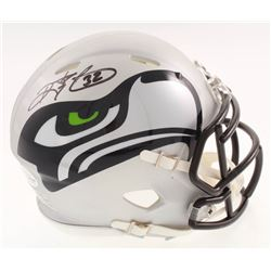 Ricky Watters Signed Seattle Seahawks AMP Alternate Speed Mini Helmet (Beckett COA)
