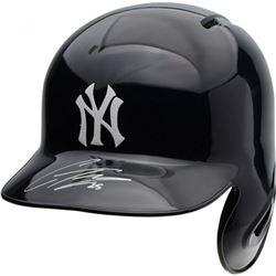 Gleyber Torres Signed New York Yankees Full-Size Batting Helmet (Fanatics Hologram)
