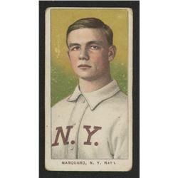 1909-11 T206 #305 Rube Marquard / Portrait