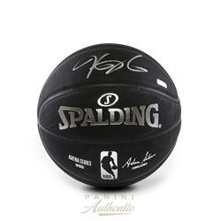 Kevin Durant Signed NBA Arena Series Basketball (Panini COA)