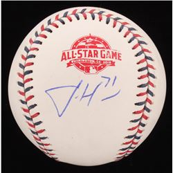 Josh Hader Signed 2018 All-Star Game Baseball (PSA COA)