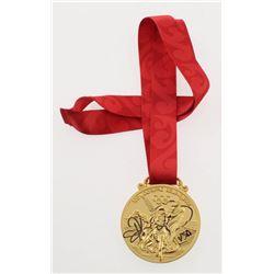 "Kerri Walsh Jennings Signed Beijing 2008 Olympic Games Gold Medal Inscribed ""USA"" (PSA Hologram)"