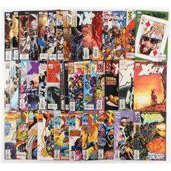"Lot of (39) 1995-2009 ""The Uncanny X-Men"" 1st Series Marvel Comic Books"