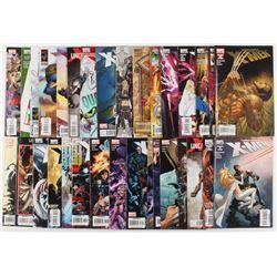 "Lot of (32) 2004-2016 ""The Uncanny X-Men"" 1st Series Marvel Comic Books"