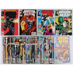 "Lot of (42) 1968 ""Iron Man"" 1st Series Marvel Comic Books"