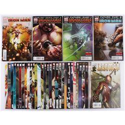 "Lot of (36) 2005-2012 ""Iron Man"" Marvel Comic Books"