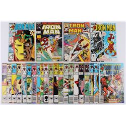 "Lot of (25) 1968 ""Iron Man"" 1st Series Marvel Comic Books"