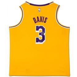 Anthony Davis Signed Los Angeles Lakers Jersey (UDA COA)