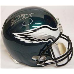 Donovan McNabb Signed Philadelphia Eagles Full-Size Helmet (Schwartz Sports COA)