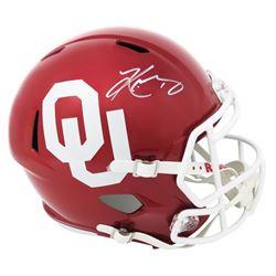 Kyler Murray Signed Oklahoma Sooners Full-Size Speed Helmet (Schwartz Sports COA)