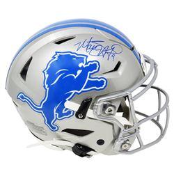 Matthew Stafford Signed Detroit Lions Full-Size Authentic On-Field SpeedFlex Helmet (Schwartz Sports