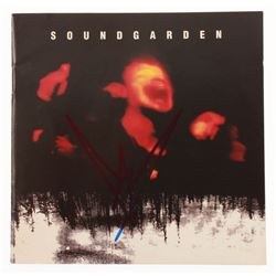 "Chris Cornell Signed Soundgarden ""Superunknown"" CD Album Booklet (JSA COA)"
