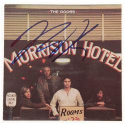 """Robby Krieger Signed The Doors """"Morrison Hotel"""" CD Album Booklet (JSA COA)"""