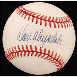 Don Drysdale Signed ONL Baseball (Beckett COA)