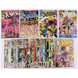"Lot of (33) 1984-2006 ""The Uncanny X-Men"" 1st Series Marvel Comic Books"